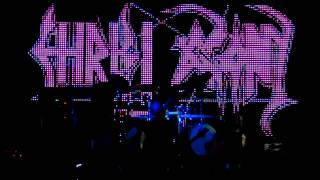 Christ Agony live @ Silver Church, Bucharest, Romania 26.04.2012 opening for Asphyx