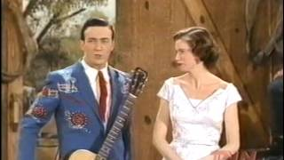 FARON YOUNG & JUNE CARTER - HE SINGS & SHE TELLS A GOOFY STORY (82)