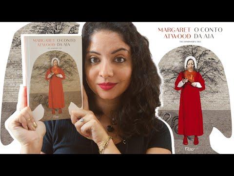 EU LI: O CONTO DA AIA, MARGARET ATWOOD | MINHA VIDA LITERÁRIA