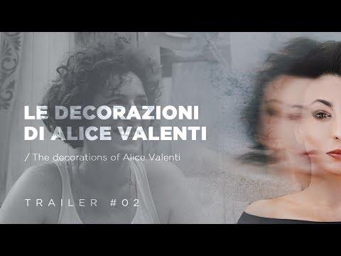Moviti ferma e le decorazioni di Alice Valenti (trailer)