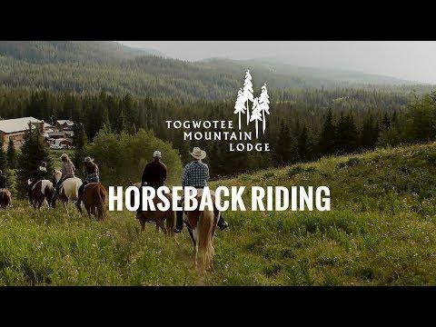 Horseback Riding - Togwotee Mountain Lodge