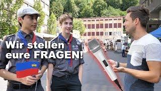Fürstenfest Liechtenstein