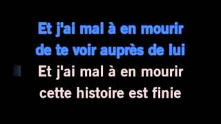 Christophe Maé Manon Karaoké)