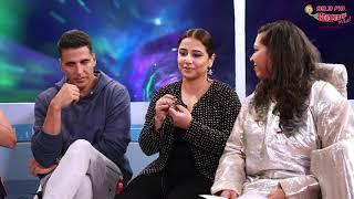 Akshay's FULL ON MASTI with Vidya, Taapsee, Sonakshi & Nithya | Mission Mangal | Mirchi Prerna