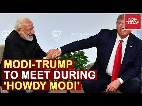PM Modi To Meet Trump Twice During U.S Tour At 'Howdy, Modi' Event
