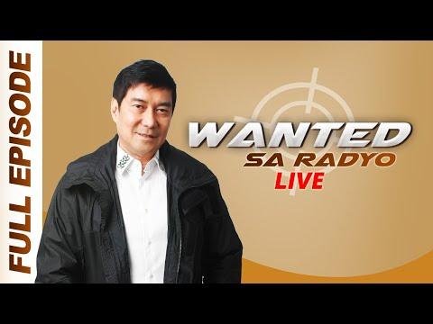 [Raffy Tulfo in Action]  WANTED SA RADYO FULL EPISODE | February 21, 2020