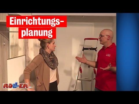 Einrichtungsplanung: Schmale Flure