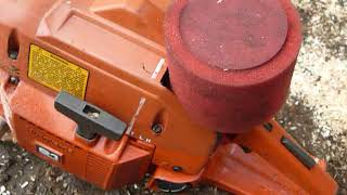 the chainsaw guy porting - Free video search site - Findclip Net