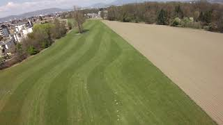 How to be bad at 3D FPV - #1 Maiden flight