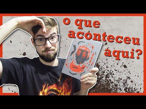LENDO SEMENTES MALDITAS E PASSADO RAIVA - Anthony Burgess | #Lucas