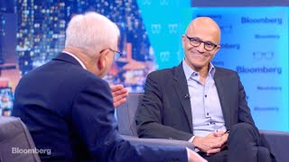 The David Rubenstein Show: Satya Nadella
