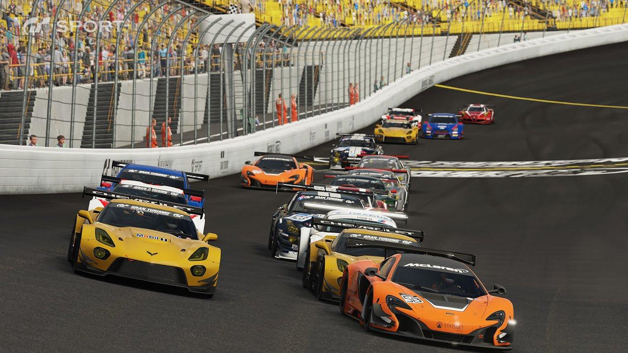 GT Sport llegará el 16 de noviembre a PS4 – Siente la velocidad