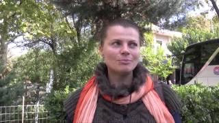 Паломница Галина из Харькова о паломничестве в Грецию | Solun