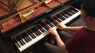 周杰倫 Jay Chou (Feat. 楊瑞代 Gary Yang)   [ 等你下課 Waiting For You ] Piano Cover By Heegan Lee Shzen 李胜