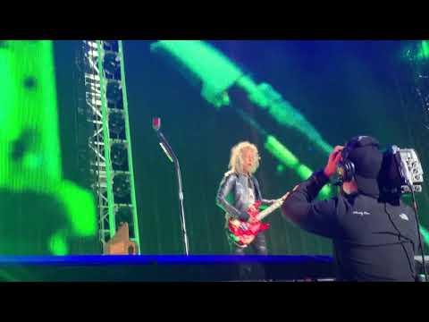 Metallica - Here Comes Revenge [Live] - 5.3.2019 - Valdebebas IFEMA - Madrid, Spain - FRONT ROW