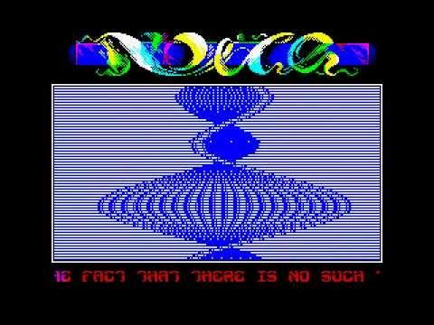 ZX Debut - ZX Spectrum demo 2012