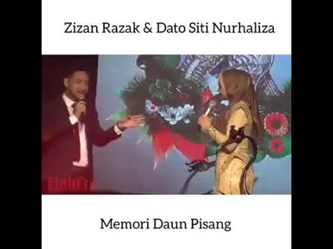 Aduhai Zizan & Dato' Siti Nurhaliza 👏 Tengok Berkali-Kali Pun Tak Bosan 😂🤣