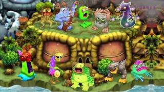 FJD Plant Island Strymes Cover (+more monsters)