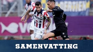 Samenvatting Willem II - FC Emmen