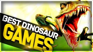 TOP 9 Games for LOW PC + 1 Games MID PC | DINOSAURS