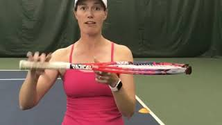 Tuesday Tennis Tips: The EDGE Power Trainer