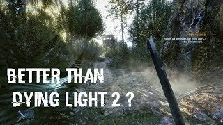 Will Dying light 2 look like this  Dying light 4k Extreme graphic reshade