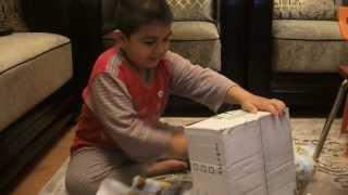 Berkay Kaan 7 yaşında.... Doğum Günü Sürprizini Açarken... YORUM ENGELLENİYOR - dooclip.me