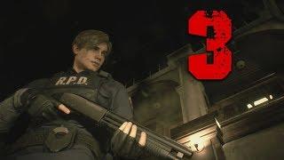 We Found A NEW Gun! - Resident Evil 2 Remake Full Walkthrough Part 3 (RE2 Leon)