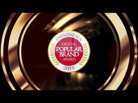 Indonesia Digital Popular Brand Award 2019 - Softex