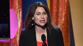 Minnie Driver on the #MeToo Cause