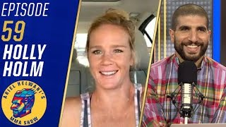 Holly Holm is 'heartbroken' after loss to Amanda Nunes | Ariel Helwani's MMA Show