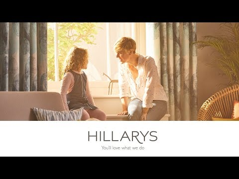 Hillarys Commercial (2018) (Television Commercial)