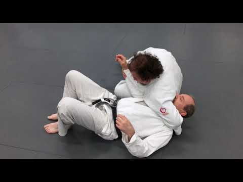 Ushiro Kesa Gatame (backwards scarf hold) - Holding, submissions and escapes.