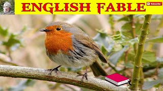 How the Robin Got His Breast | Folktales For All Ages | English Story
