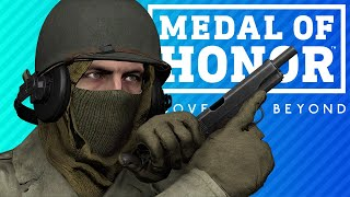 TAKING OMAHA BEACH WITH A 1911 | Medal of Honor: Above and Beyond