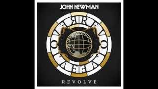 TEASER REVOLVE Album - JOHN NEWMAN