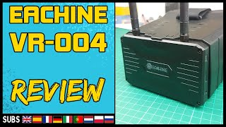 Eachine VR004 - FPV Goggles Review