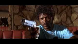 Pulp Fiction - bad mother fucker wallet scene