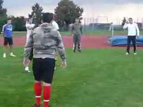 Vardar Viena- Training 10
