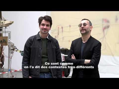 Interview Hugo Vitrani & Fabien Danesi - commissaires de l'exposition Prince.sse.s des villes