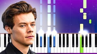 Harry Styles - Adore You (Piano Tutorial)