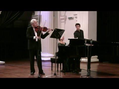 Pred Nišlijama koncert američkog violiniste i pijanistkinje iz Beograda