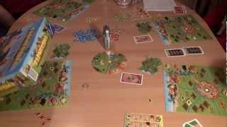 Test Farmerama-Das Brettspiel (Ravensburger): Eine Rezension von Spiele-Podcast.de