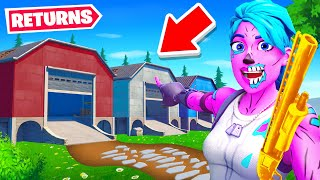 *NEW* Fortnite Chapter 1 Map Is RETURNING! (Here's Why)