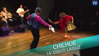 "Chilhue Lanza su Disco ""LAGUZ"""