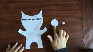 Felt Monster - Day One