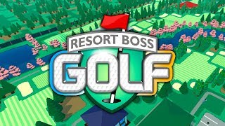 Resort Boss: Golf - Fore Better or Worse