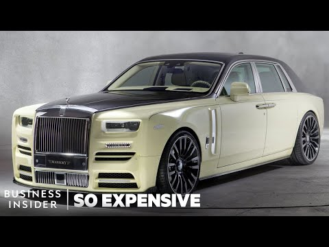 Why Do Rolls-Royce Cars Cost an Arm and a Leg?