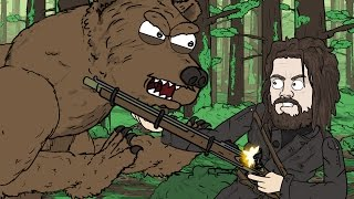 "The Revenant Parody | ""The Bear Scene"""