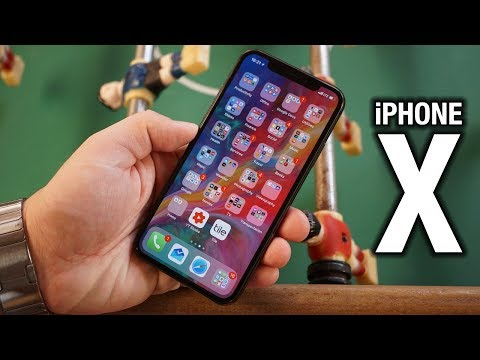 Apple iPhone X Review: The Future of the Smartphone?
